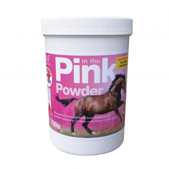 Подкормка для лошади комплексная, концентрированная, для пищеварения Pink Powder, NAF 5Stars
