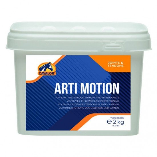 Добавка для суставов Arti Motion от Cavalor, 2 кг