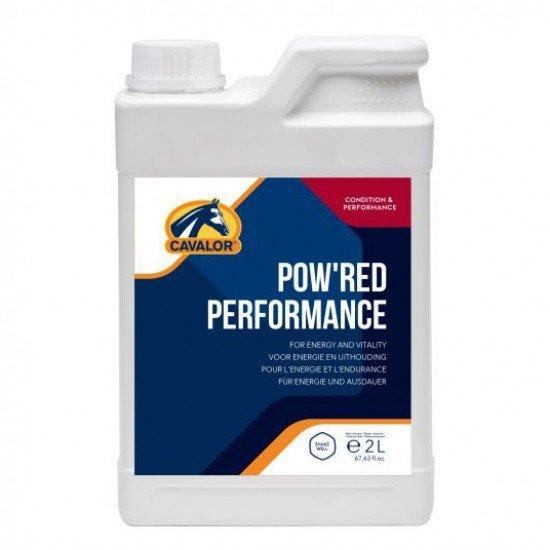 Добавка-сироп для кровеносной системы Pow-red Performance от Cavalor, 2 л
