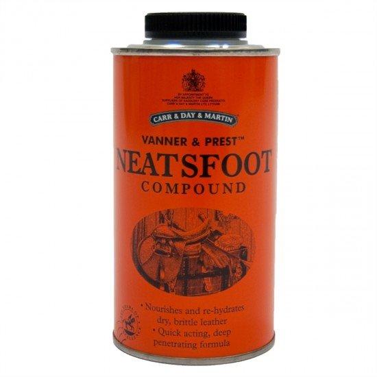 Масло для амуниции Neatsfoot Compound от Carr&Day&Martin
