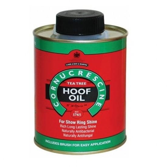 Масло для копыт с маслом чайного дерева Cornucrescine Tea Tree Hoof Oil, Carr & Day & Martin