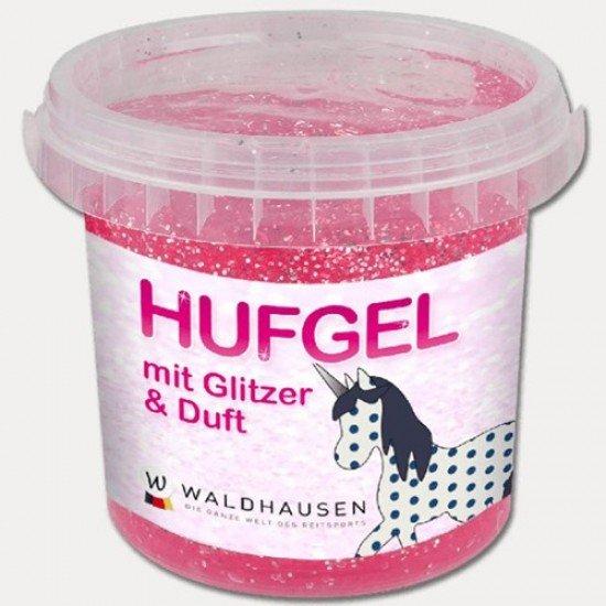 Мазь для копыт Waldhausen с блеском и запахом малины, 500 мл
