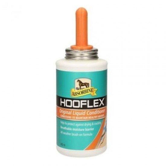 Жидкий кондиционер для копыт с кисточкой Hooflex, Absorbine, 450 мл