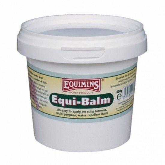 Бальзам для кожи и шерсти водоотталкивающий Equi-Balm от Equimins