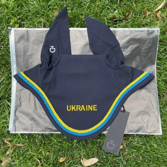Ушки для лошади Cuffla Team Ukraine от Cavalleria Toscana