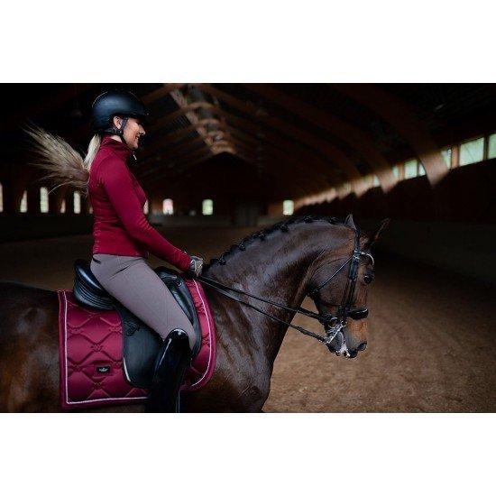 Вальтрап выездковый Equestrian Stockholm Bordeaux