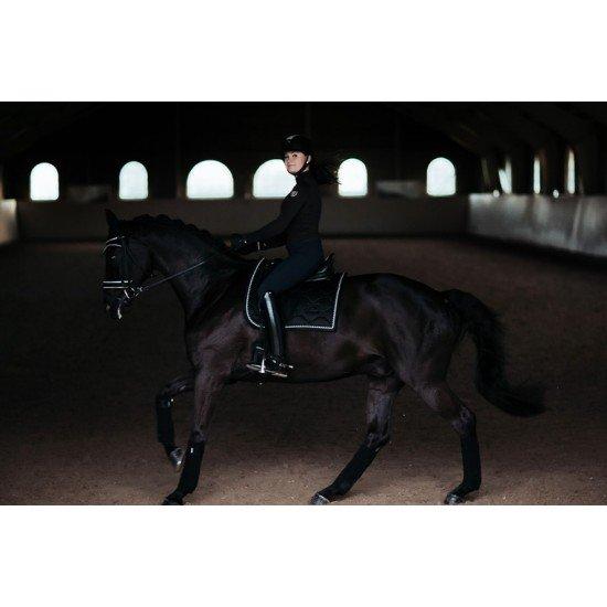 Вальтрап выездковый Equestrian Stockholm BLACK EDITION
