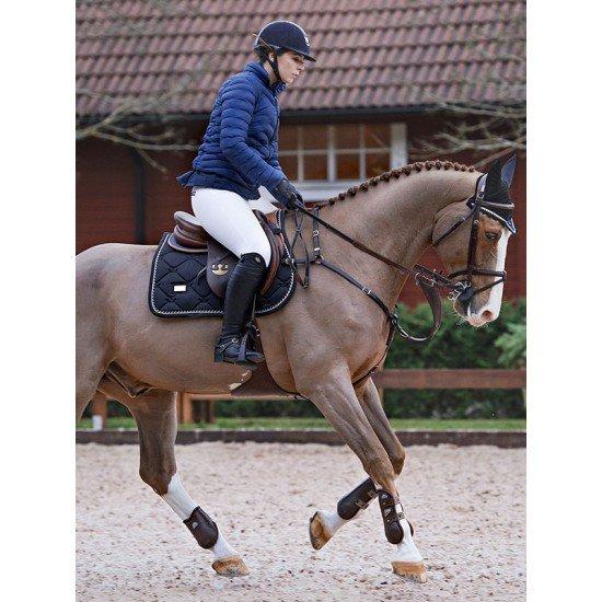 Вальтрап конкурный Equestrian Stockholm BLACK EDITION