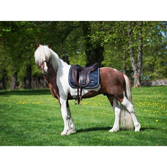 Вальтрап выездковый Equestrian Stockholm MIDNIGHT BLUE COB
