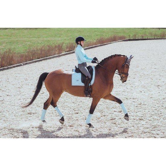 Вальтрап выездковый Equestrian Stockholm Ice Blue