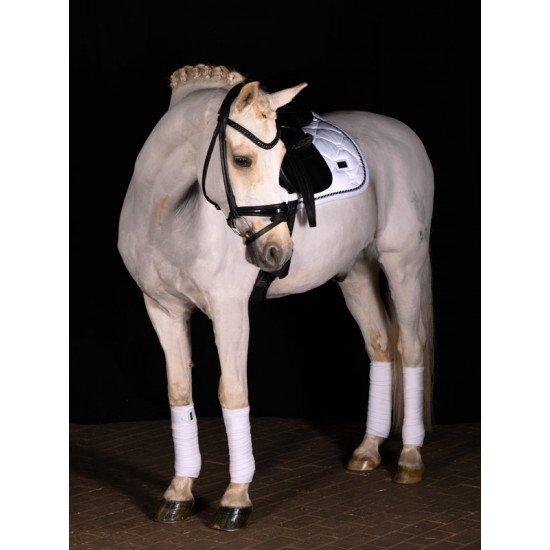 Вальтрап выездковый Equestrian Stockholm WHITE PERFECTION